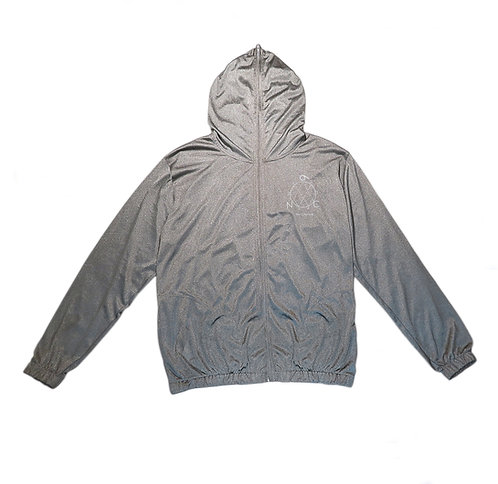 EMF Protective Hoodie w/ grounding attachment