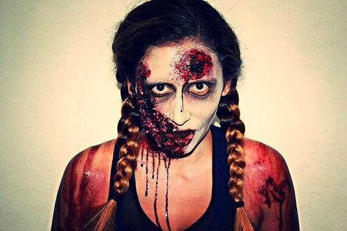 Entrada Zombie