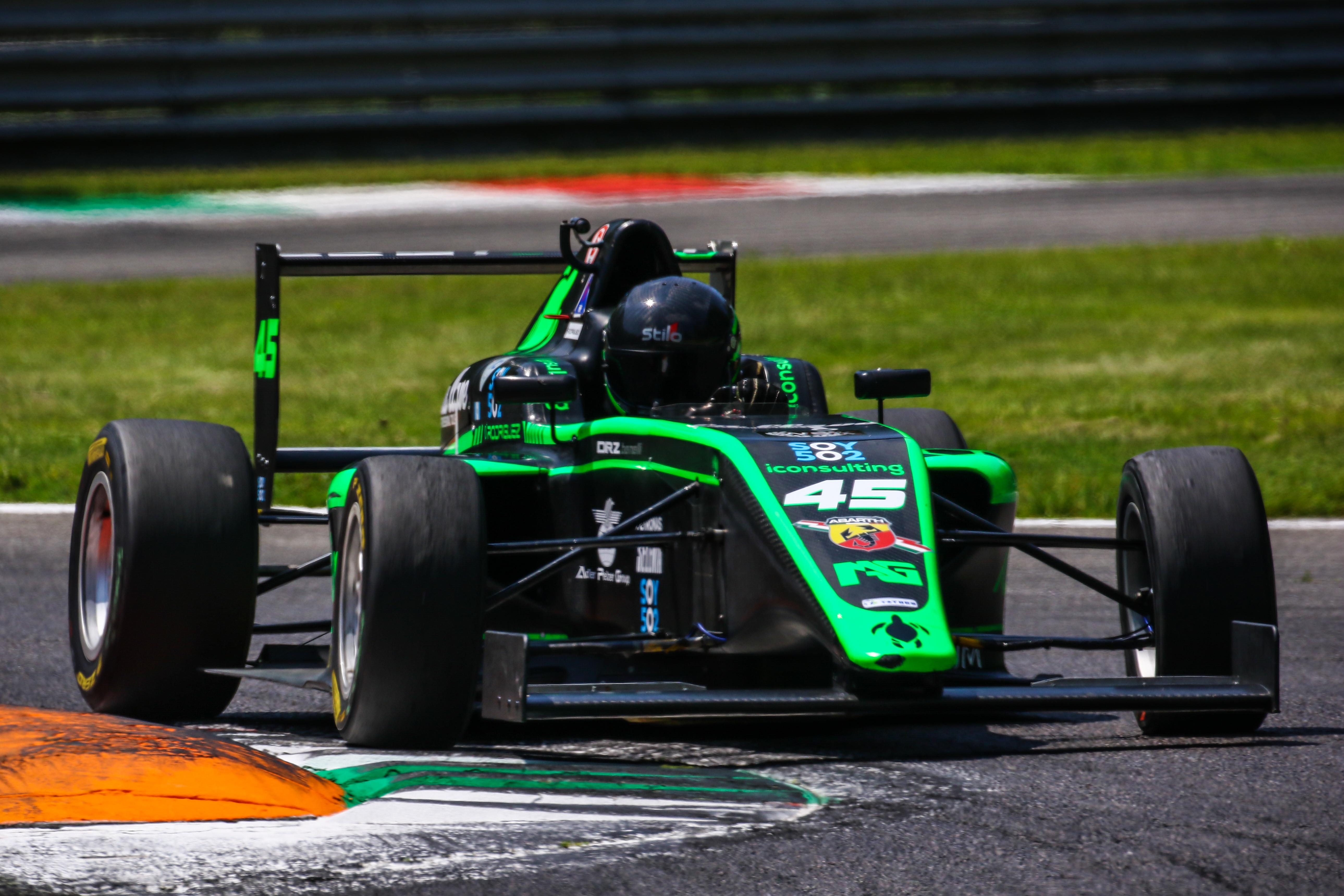 Ian Rodriguez, DRZ, Monza 2018-3048