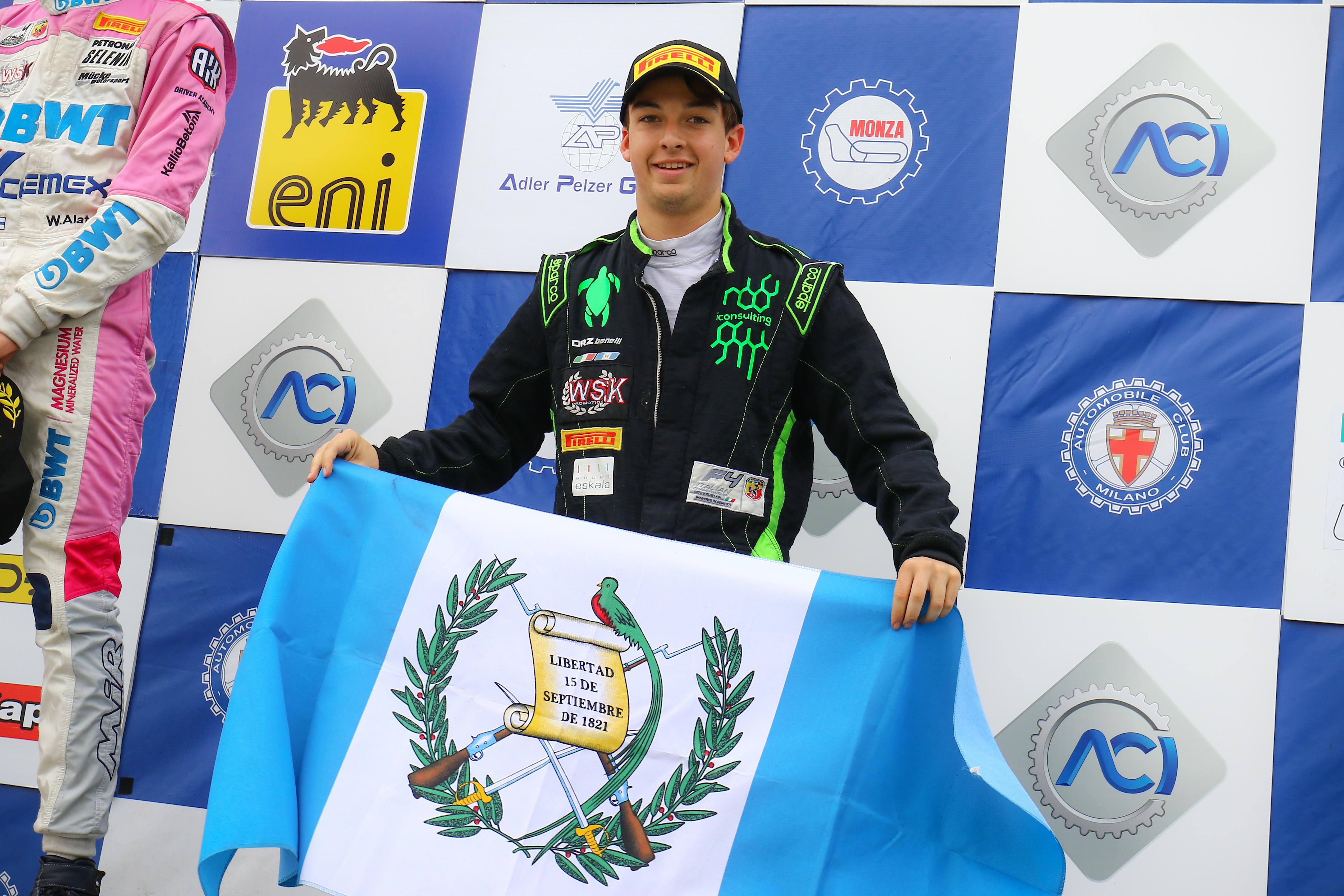 Ian Rodriguez, DRZ, Monza 2018-8685