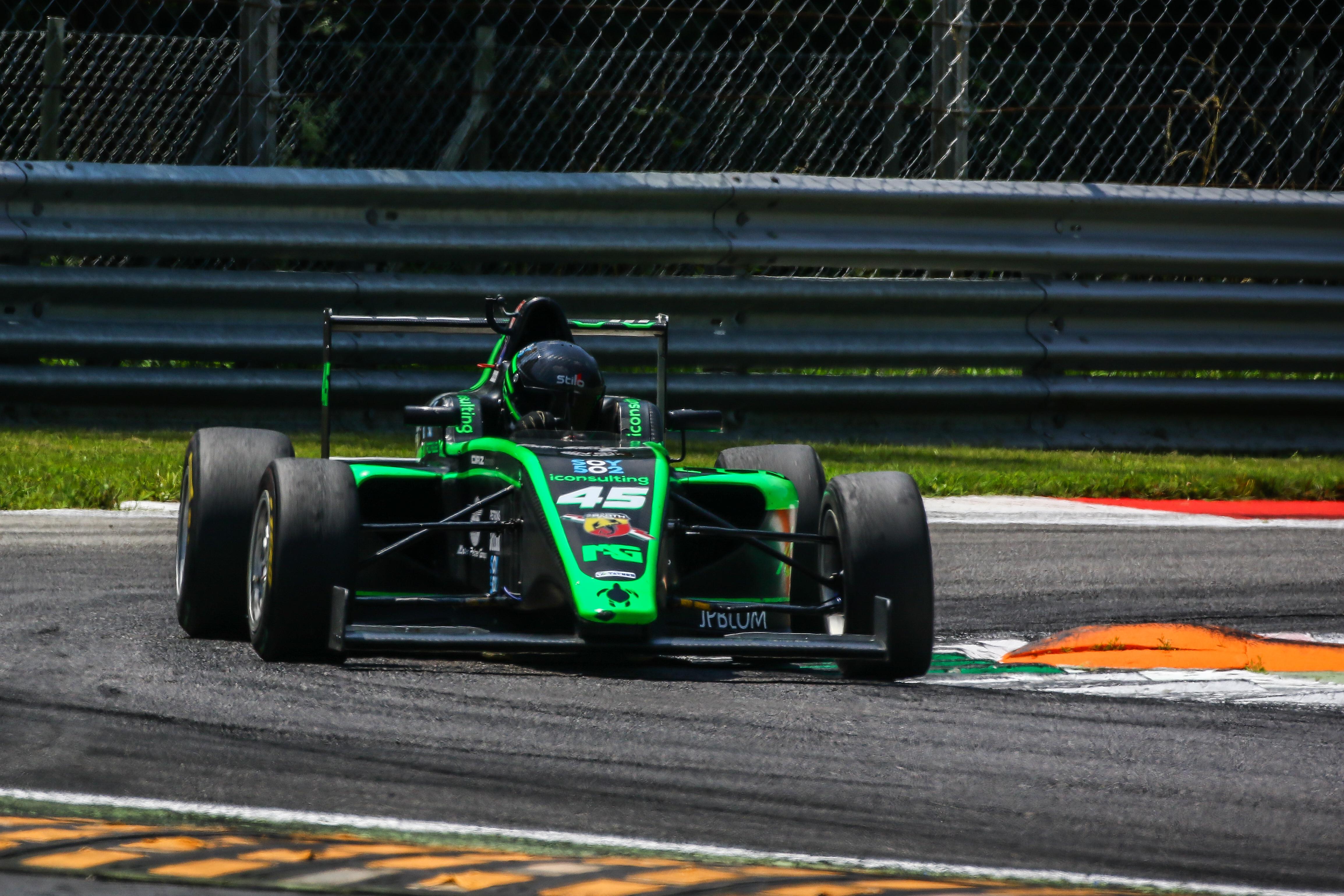 Ian Rodriguez, DRZ, Monza 2018-3043