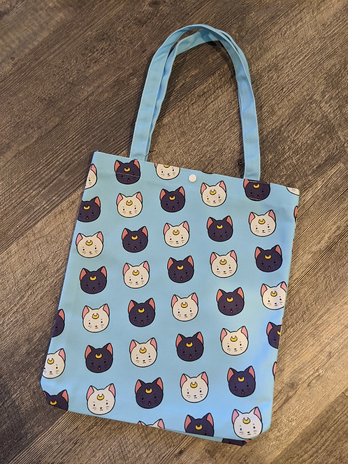 Luna/Artemis Tote Bag