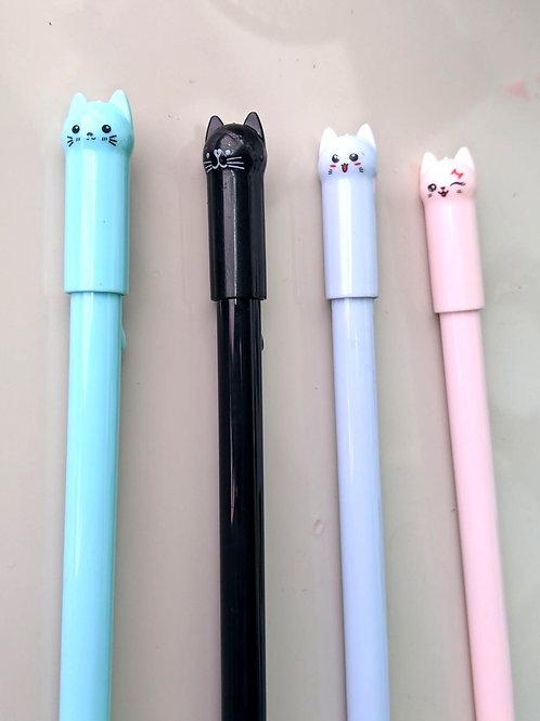 Cute Cats Gel Pen