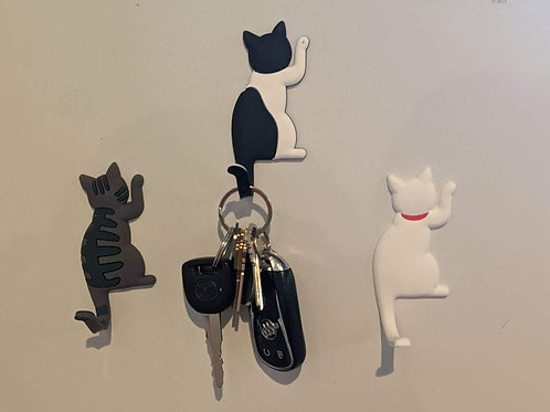 Magnetic Cat Hooks