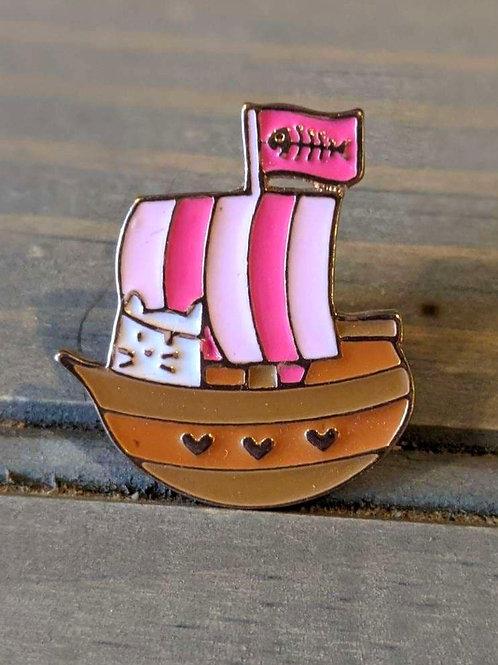 Pirate Cat: Pin