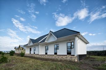 Das neue Mädchenhaus in Arusha/Tansania