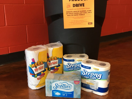 Paper Drive at Packard Automotive
