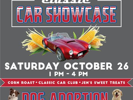 Packard Automotive Classic Car Showcase