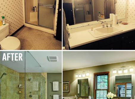 Featured Bathroom Remodel