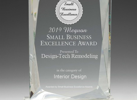 2019 Mequon Small Business Excellence Award Winner