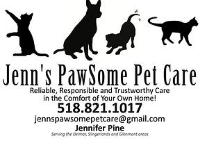 Jens Pawsome Pet Care