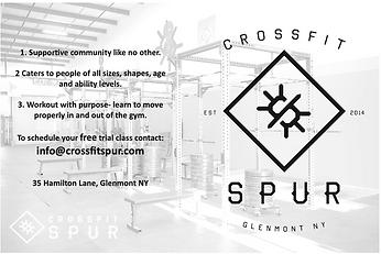 Crossfit Spur
