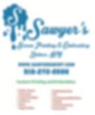 Sawyers Screen PRinting & Emb.