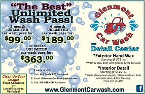 Glenmont Carwash