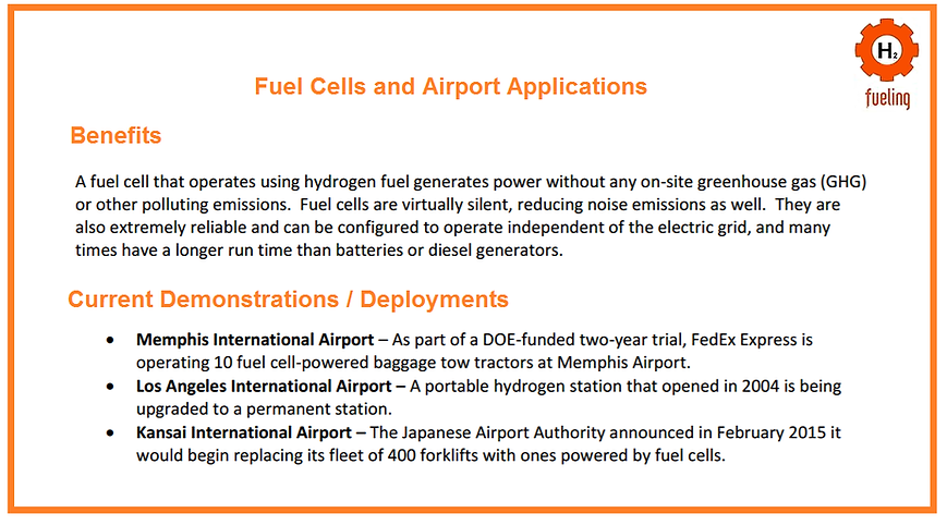 Airport,Sustainability,Hydrogen,Ground,Vehicles,RSA,South,Africa