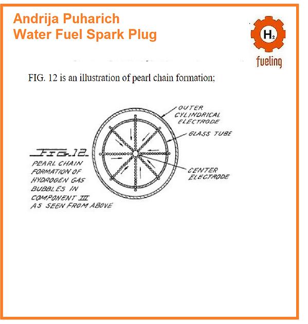 Andrija Puharich Water Fuel Spark PLug 3