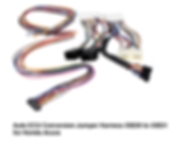 Auto ECU Conversion Jumper Harness OBD0