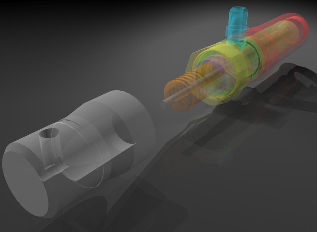 Gas Spark Adaptor