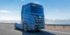 Nikola motor trucks hydrogen Electric H2