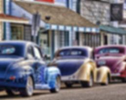 Hydrogen Hot Rod Classic Cars