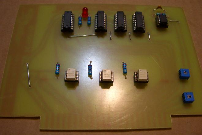 Stanley A Meyer PWM 9XB Circuit