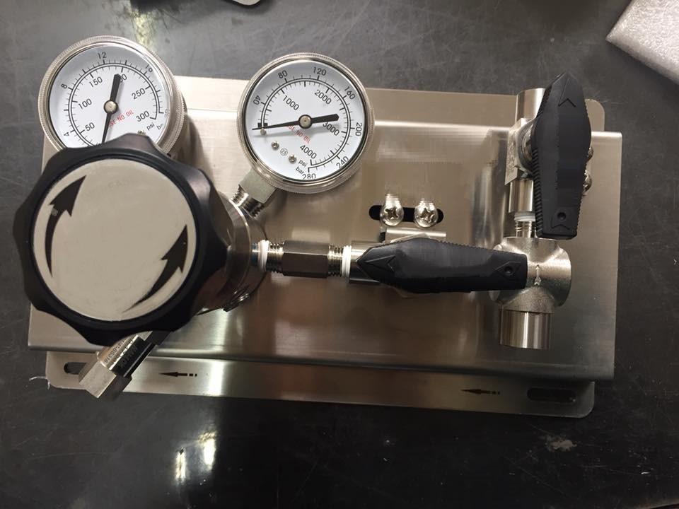 Hydrogen Regulator oxygen nitrogen
