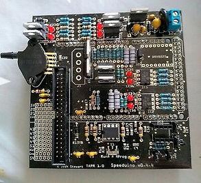Speeduino circuit version v4.4