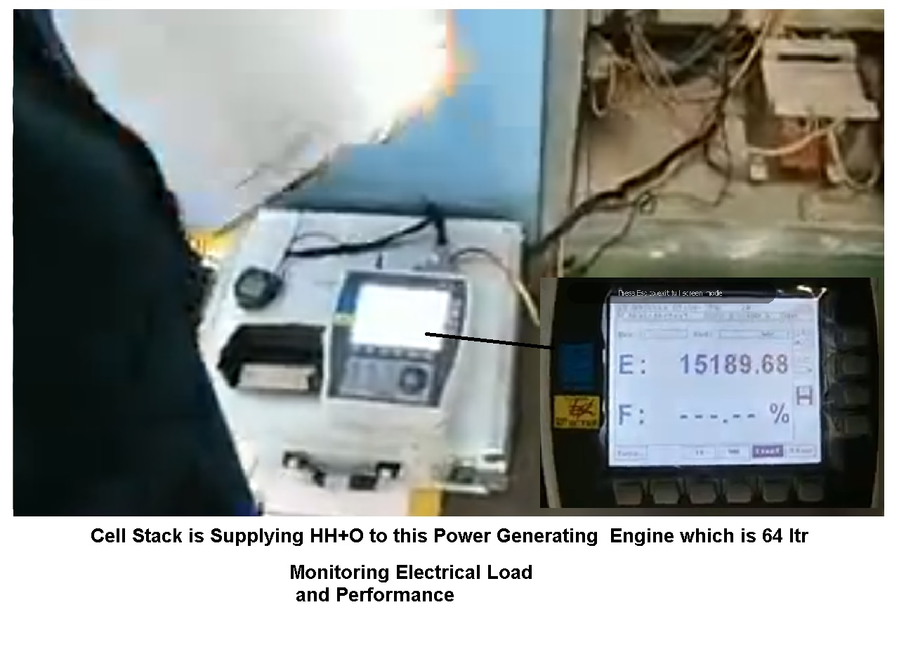 Diesel Engine Power PLant 64 ltrs 1 Electrical Load  and readings.jpg