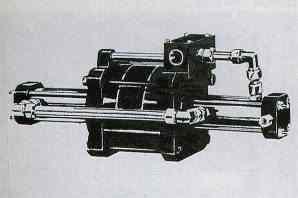 Hydraulic Intensifier Circuit Heat to Po