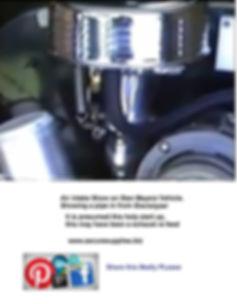 Stanley,Meyer,inlet,manifold,Air,intake,Filter,Restricter,Stanley,Meyer