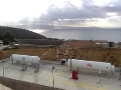 Hydrogen Energy Storage Wind Solar