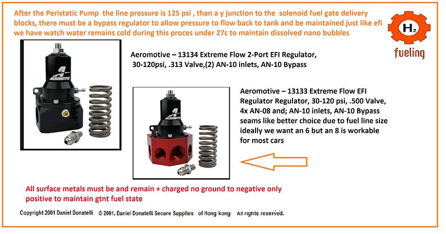 Stanley A Meyer EGR Solenoid Exhuast gas