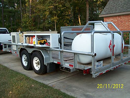 Generator Trailer Power Plant