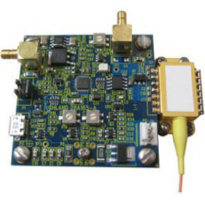 Stanley Meyer LED Vcsel DriverCircuit Picosecond