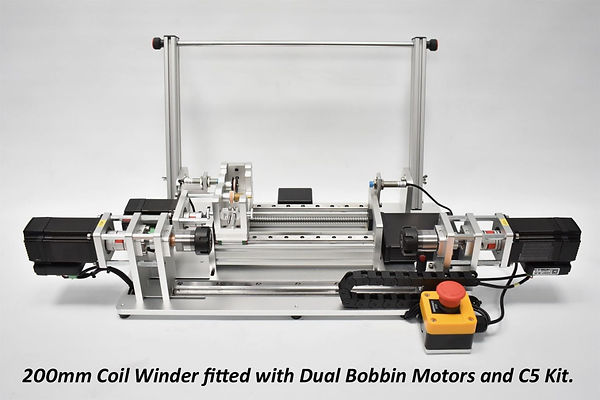 Coil Winding Machine Bobbin Transformer