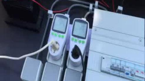 HHo Genset HYdroxy Hydrogen Video Loop