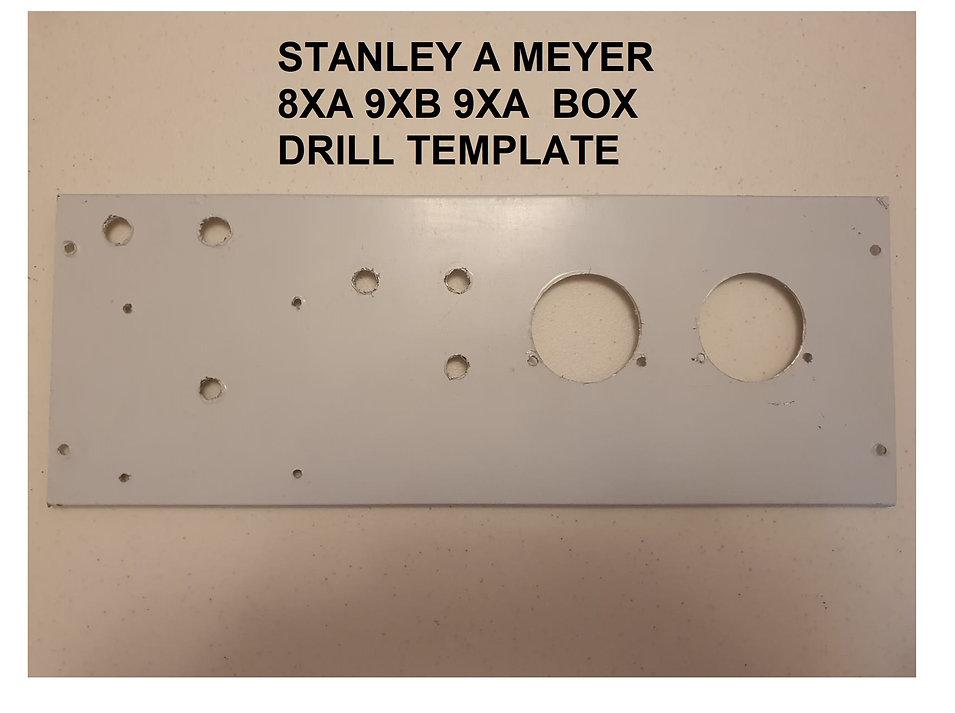 Stanley A Meyer  9xa 9xb 8xa box DRILL H