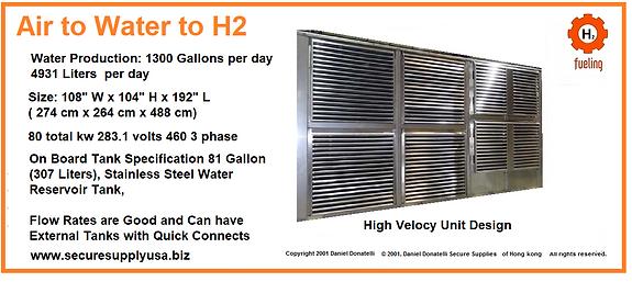 air,2,ro,water,h2o,condensor,1300,Gallon,4931,Liters,per,day
