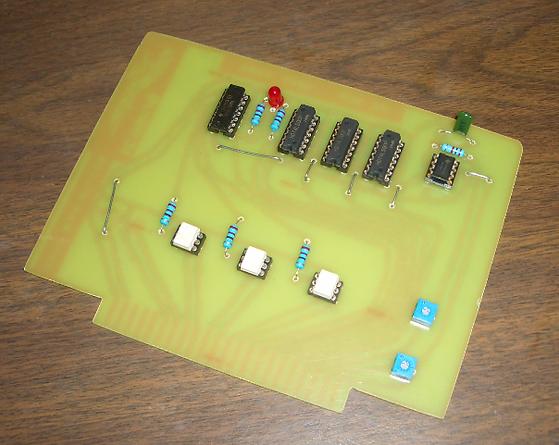 8XA Voltage Intensifier Circuit