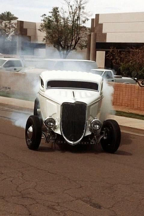 Hydrogen Hot Rod Builder
