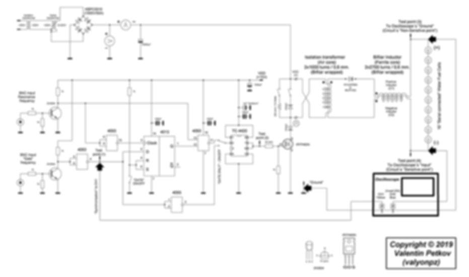 Stanley A Meyer Resonance Circuit