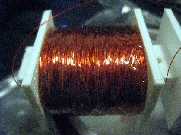 Stanley A Meyer Bobbin Flat Core Vic  Tr