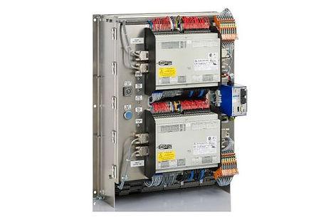 Generator Parrelle Syncronaton controlle