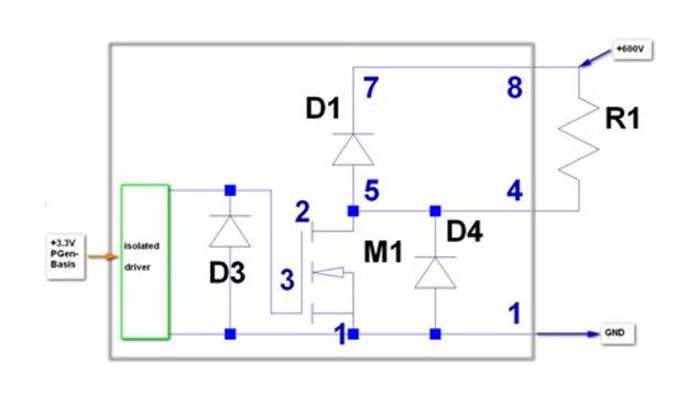 Switch Stanley A Meyer VIC 9XA 9XB 8XA 1