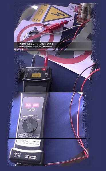 sss Stanley A Meyer 20 kv testing Pintek