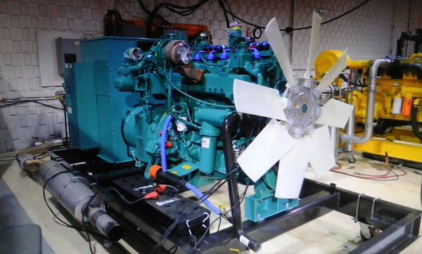 Emergency Generator Asset Recovery. Power plants,gensets,engines,gas,diesel & biogas unit.