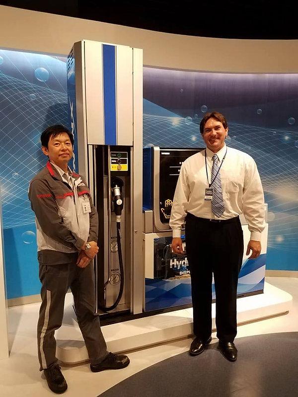 h2 Hydrogen Power Plant Engine