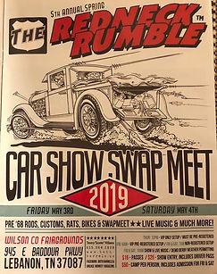 Hot Rod Tennessee Wilson Co Fair Grounds