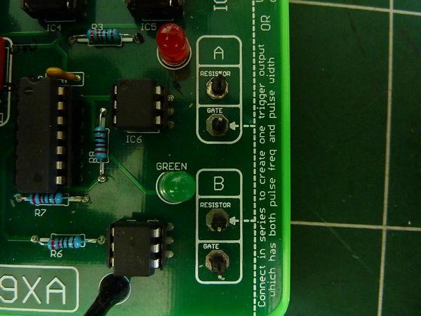 Stanley A Meyer SCR Circuit Switch Gate
