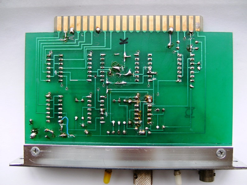Stanley Meyer Accelerator Control Circuit GMS